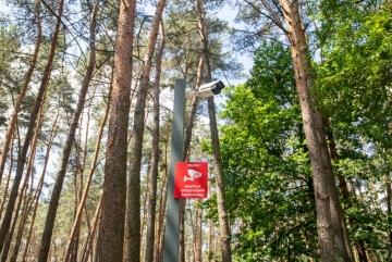 Парк Совки камера