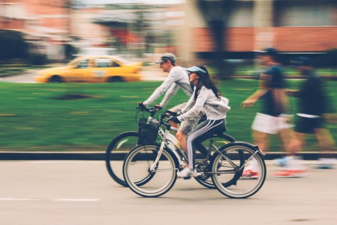 Стежки здоров'я – 10 велосипедних маршрутів для киян