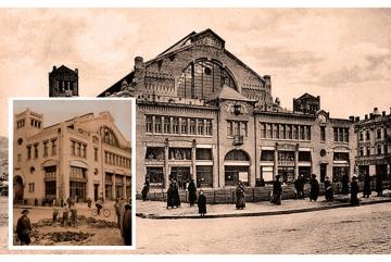 Історія Бессарабського ринку в ролях