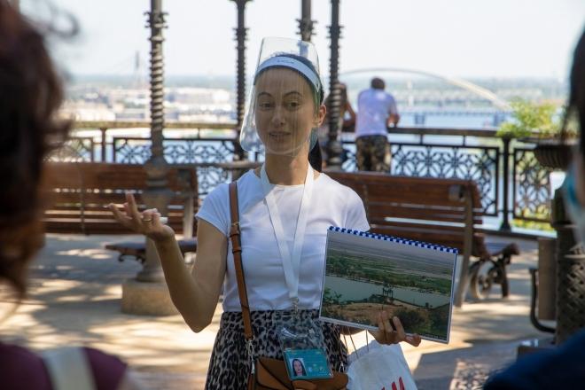 Літня традиція повертається. У Києві щосуботи будуть проводити безкоштовні екскурсії містом