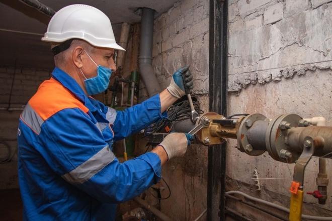 За внески киян відремонтували 500 лічильників тепла. У планах ще стільки ж