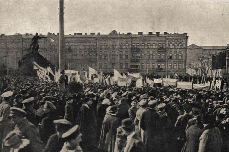 День прапору — Встановлення прапору україни над Київрадою — прапор над Київрадою —24 липня 1990 року український прапор