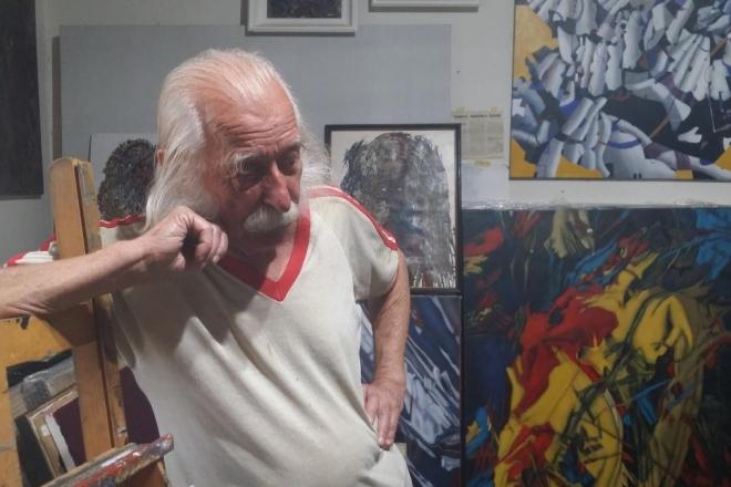 Міськрада знову обіцяє художнику Марчуку музей, але 6 млн все ж відсудила