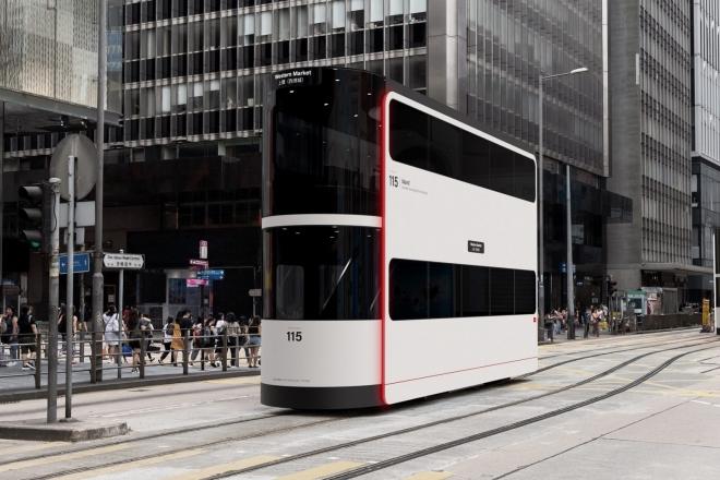 Безпілотний трамвай і соціальна дистанція – новий проєкт дизайнерів
