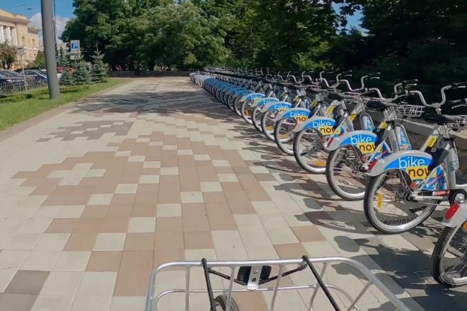 Сервіс велопрокату у Києві змінив назву, додаток та ціну – як скористатися