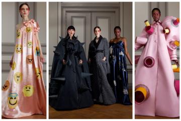Ця модна колекція ілюструє пандемію коронавірусу (ВІДЕО)