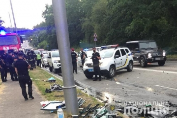 """Скільки """"світить"""" водію за ДТП на Столичному шосе, де загинула сім'я"""