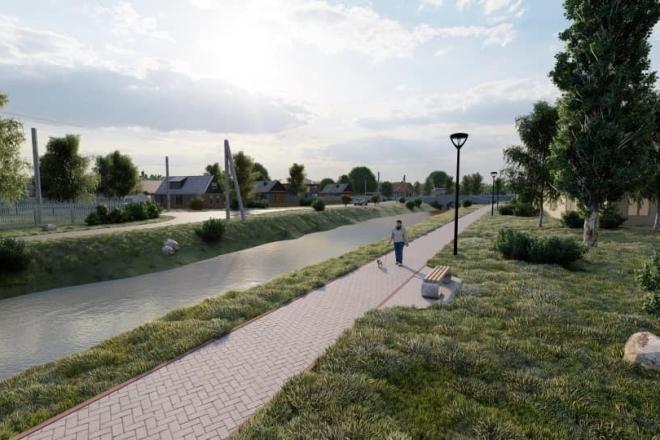 У Гостомелі з'явиться новий парк (ФОТО)