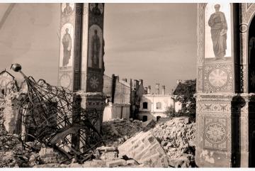 На святому місці: що сьогодні там, де були храми?