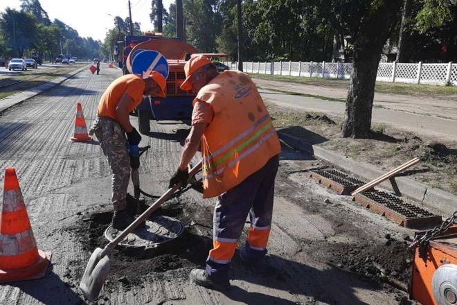 Проспект Голосіївський починають ремонтувати. Рух транспорту обмежать до 21 серпня