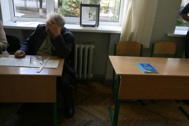 Київщина увійшла до п'ятірки регіонів, де найбільше порушується виборчий процес