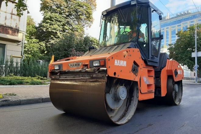 На Київщині ремонтують дорогу за 99 млн грн