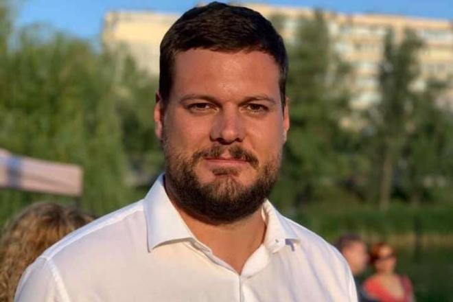"""""""Свободівець"""" Іллєнко йде у мери Києва"""