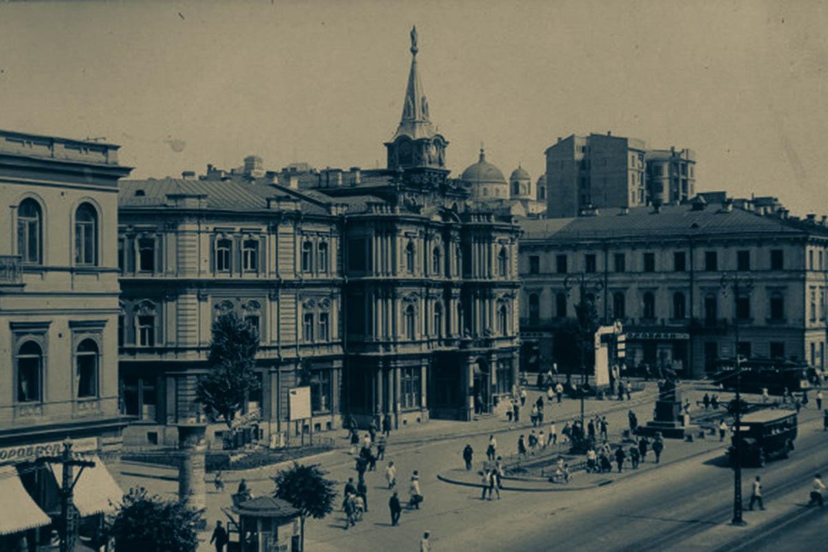 Київ, якого більше немає – утрачений Київ – зруйнований Київ – Київська міська Дума