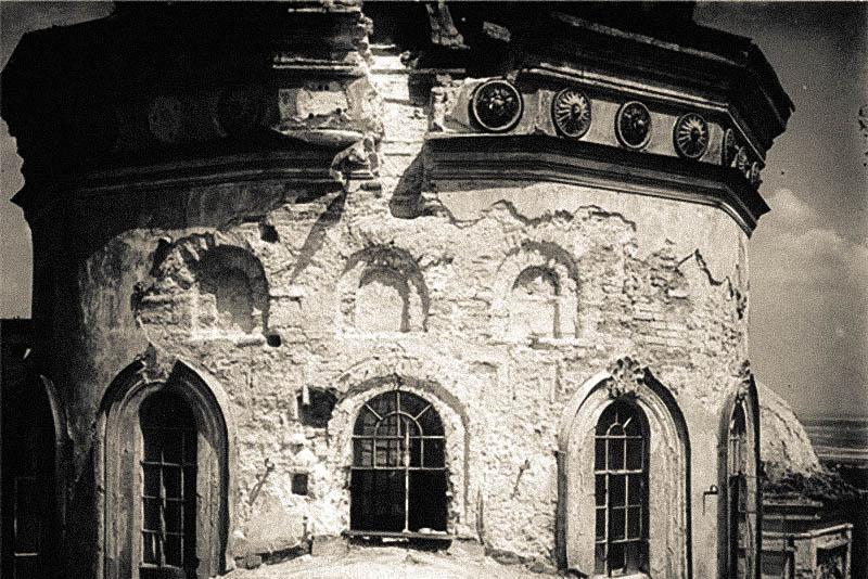 Зруйновані храми Києва – безбожна п'ятирічка – Михайлівський собор