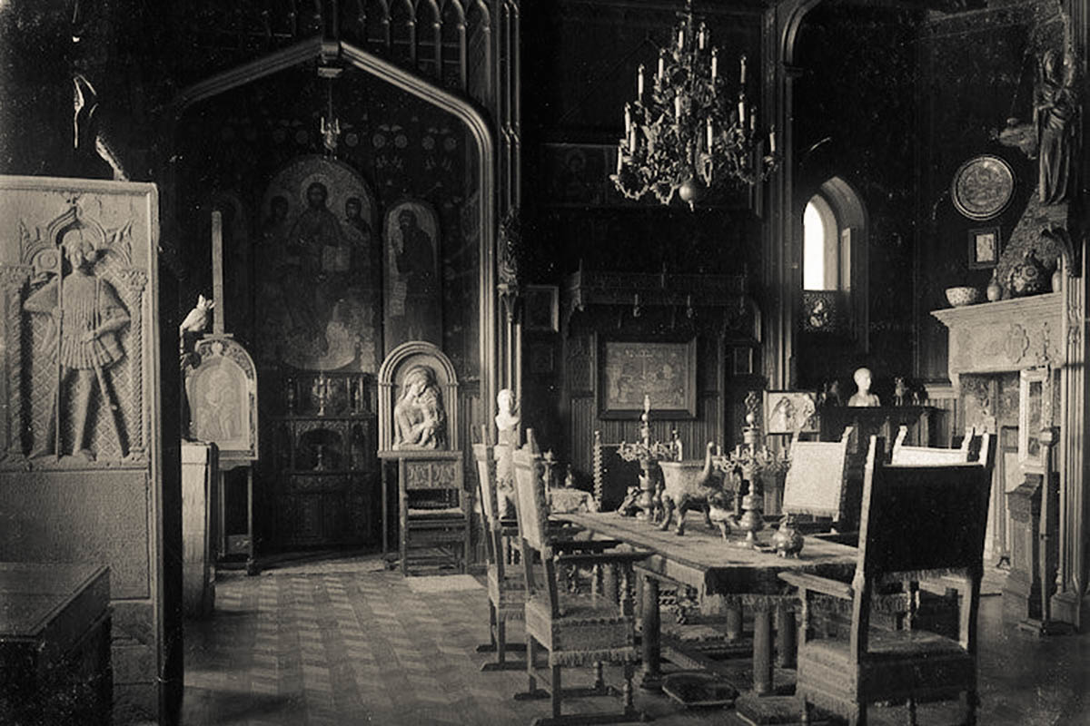 Варвара Ханенко – Бугодан Ханенко – Музей Ханенко – Національний музей мистецтв Київ