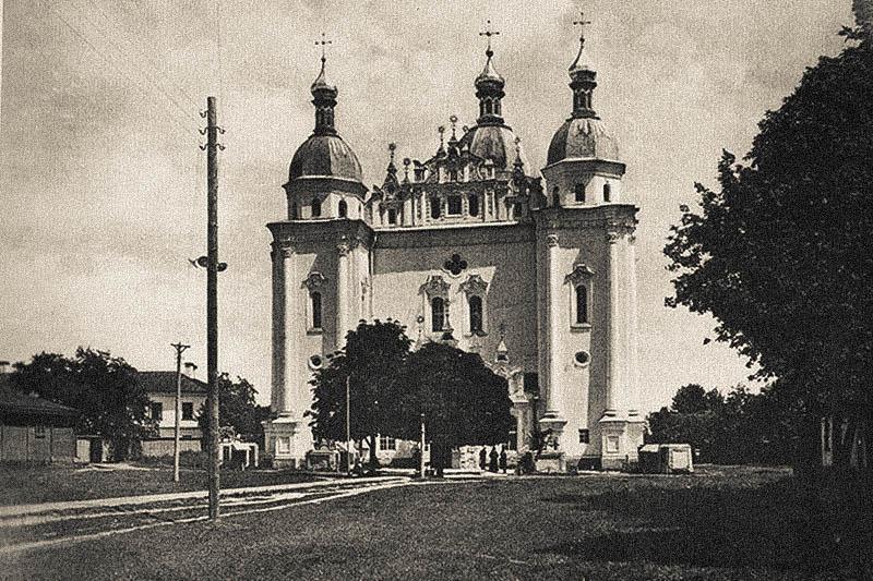 Зруйновані храми Києва – безбожна п'ятирічка - Військовий Микільський собор