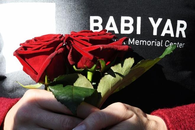 Зеленського просять одуматися та не підтримувати проєкт Меморіяльного центру Голокосту «Бабин Яр», запропонований Хржановським