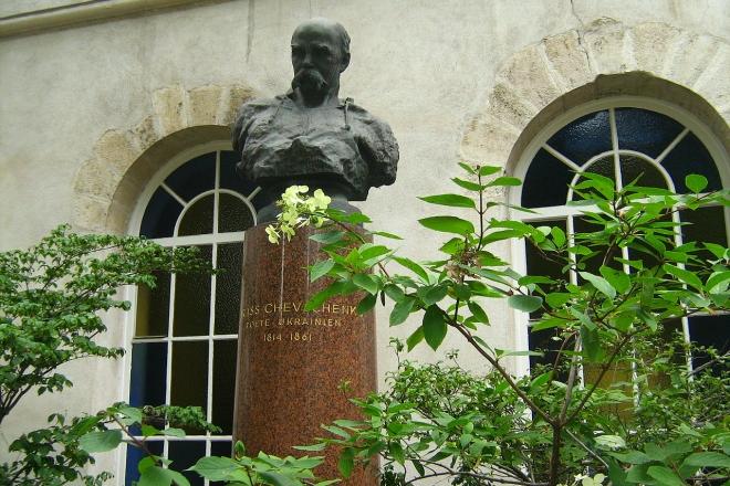 За кордоном нарахували рекордну кількість пам'ятників Шевченку