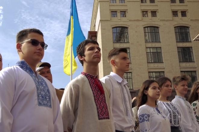 Кличко привітав з Днем незалежності зворушливим відеороликом
