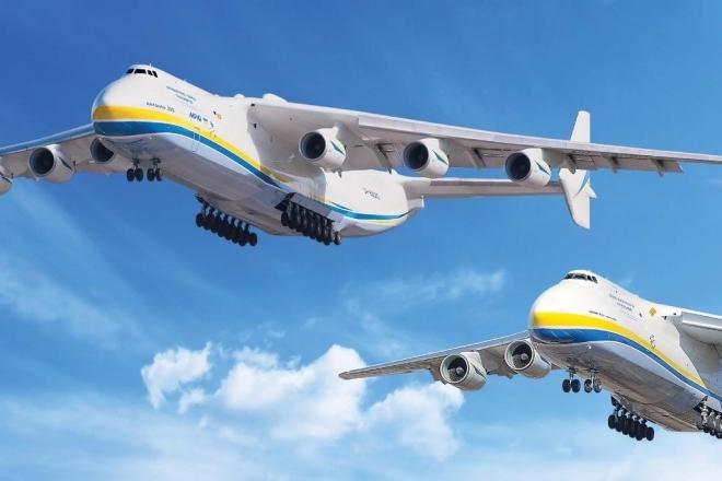 """В Україні святкують День Авіації. Цікаві факти про літаки """"Антонов"""""""