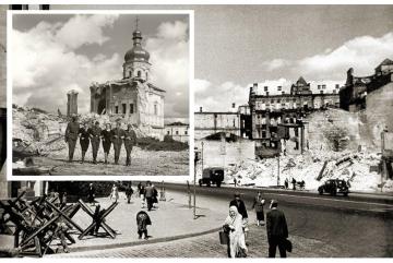 Кривавий вересень 41-го або 778 днів окупації Києва: в яких умовах виживали кияни?