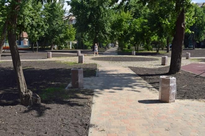 Сквер у Дніпровському районі назвали на честь міста-побратима Тампере