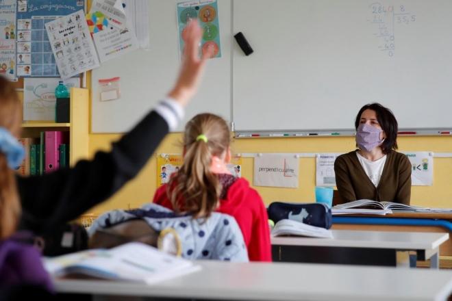 Київ чекає рішення Уряду щодо відновлення навчання в молодшій школі
