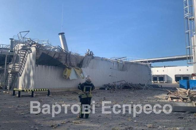 На підприємстві у Голосієві стався вибух, постраждали робітники