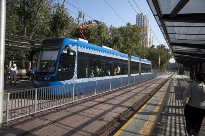 Трамвайна революція: побудують близько 3,5 км лінії вулицями Жилянською та Саксаганського