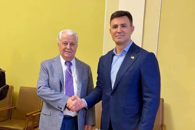 """""""Слуга народу"""" Микола Тищенко каже, що вирішуватиме питання Донбасу у Раді"""