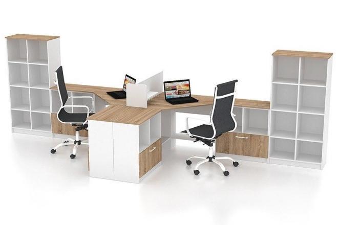 Особливості вибору офісних меблів