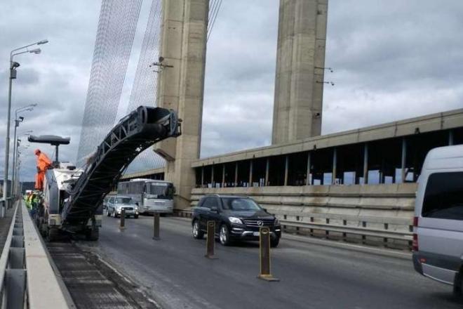 Південний міст знову ремонтують – рух обмежили до 15 жовтня
