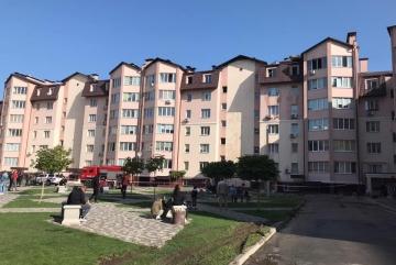 У Софіївській Борщагівці вогнем знищено кілька квартир. Мешканцям обіцяють тимчасове житло