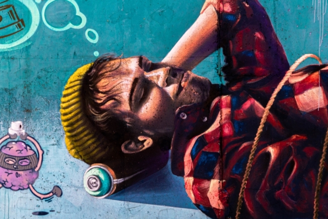 Розмалювати Київ. Графіті-артистів кличуть взяти участь в конкурсі