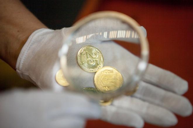 Вставити свої 5 копійок. Старі монети можна здати на благодійність