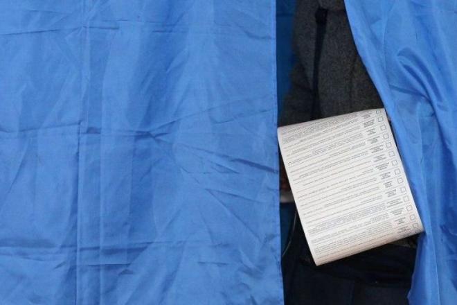 Як виглядатимуть бюлетені на місцевих виборах у Києві (ФОТО)