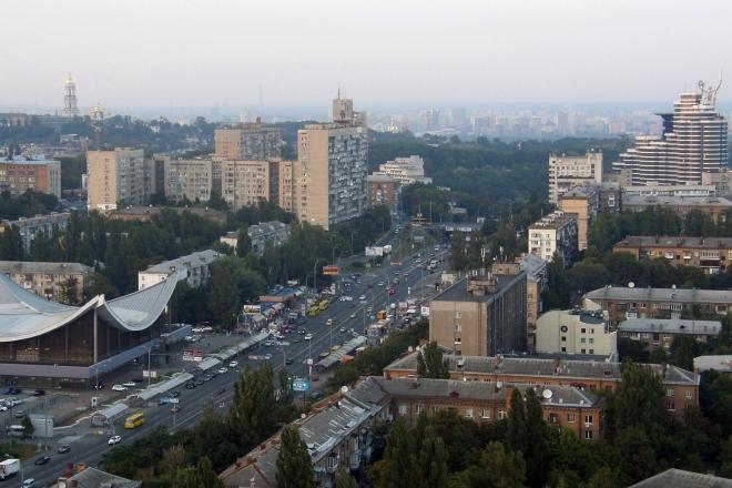 Академія наук пропонує перейменувати бульвар Дружби Народів в проспект Патона
