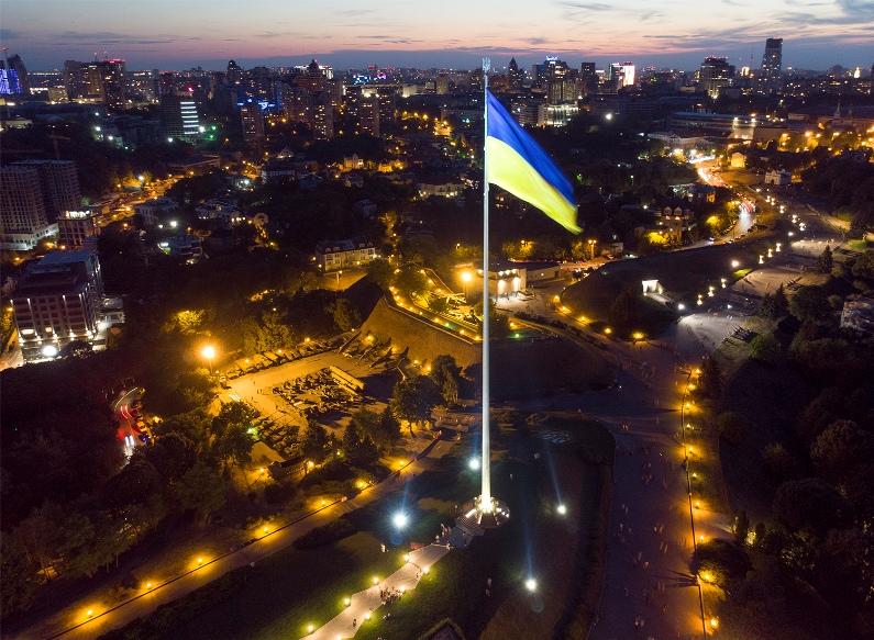 Флагшток Киев Печерск
