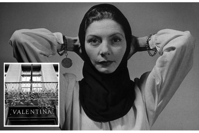 Валентина Саніна-Шлее — киянка, що підкорила Нью-Йорк, полонила серця голлівудських дів та конкурувала з Гретою Гарбо