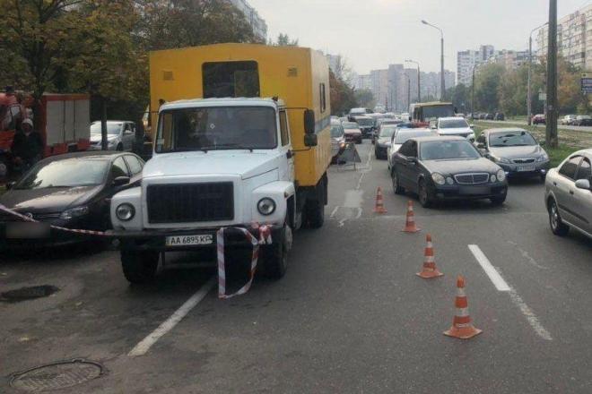 На Дарницькому колекторі стався вибух, постраждали комунальники