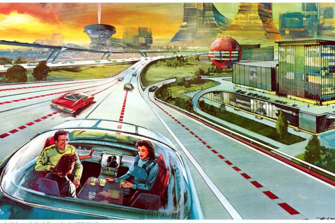 Транспорт міста майбутнього: як реальність перемогла футурологію