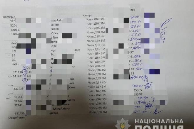 Переписували протоколи з печатками – у Петропавлівській Борщагівці викрили фальсифікаторів, відкрито 3 кримінальні справи