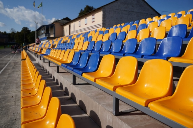 Вболівальникам футболу на радість: змінилися норми щодо заповнюваності стадіонів