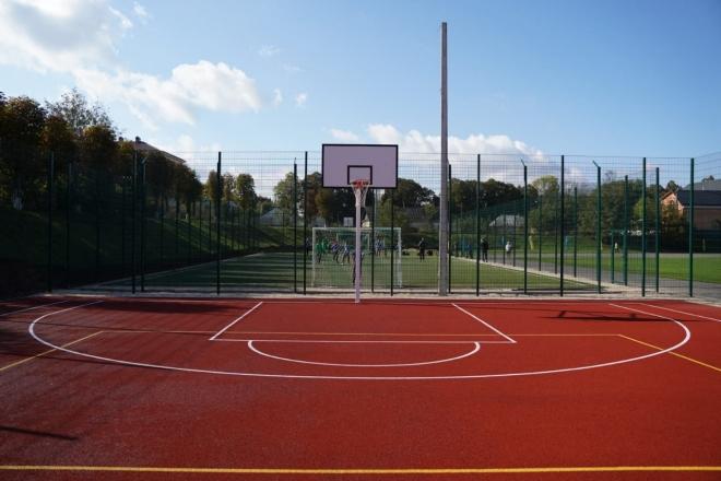 """Можливостей для спорту побільшає: у Тетієві відкрили реконструйований стадіон """"Колос"""""""