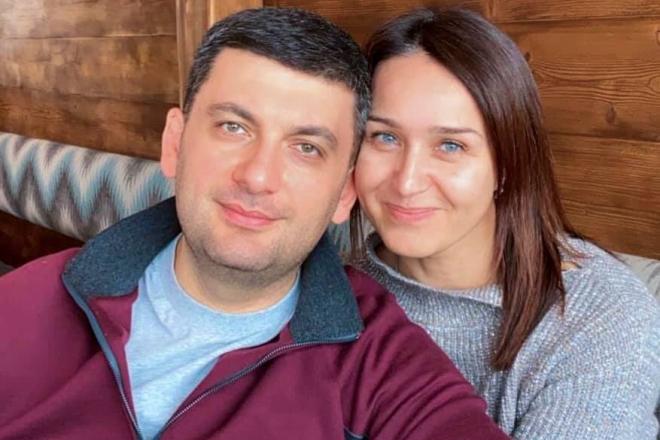 Дружина і син Володимира Гройсмана захворіли на коронавірус
