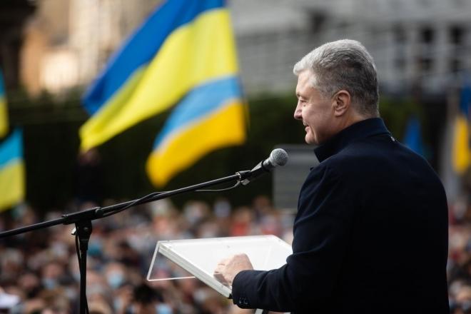 Порошенко закликав ЄС не карати українців безвізом за гріхи влади (ВІДЕО)