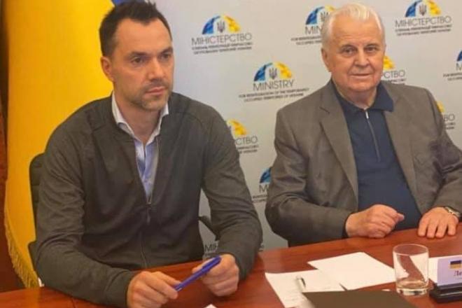 Радником у ТКГ призначено блогера Олексія Арестовича