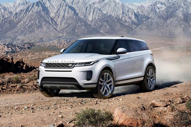Range Rover Sport — британський кросовер, яким хочеться керувати