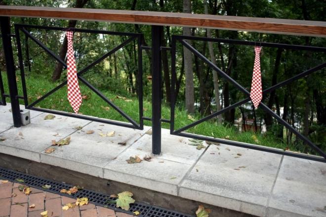 На Андріївському узвозі святкуватимуть Всесвітній день краватки